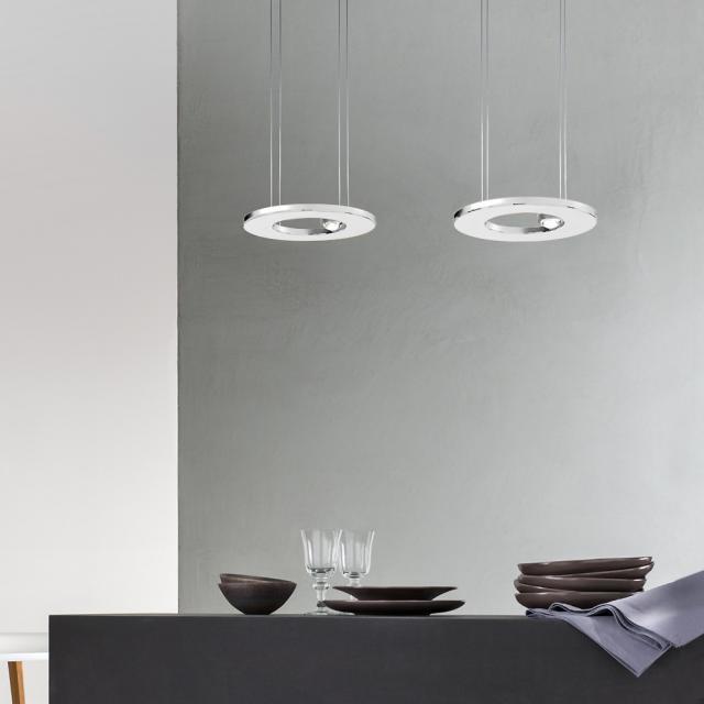 CINI&NILS Passepartout 25 sopratavolo with dimmer LED pendant light