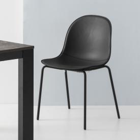 connubia Academy chair, imitation leather