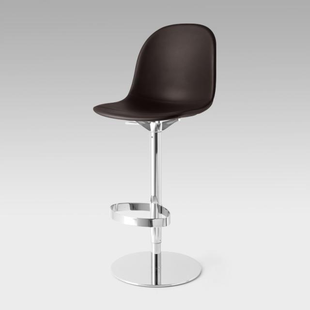 connubia Academy bar stool, imitation leather