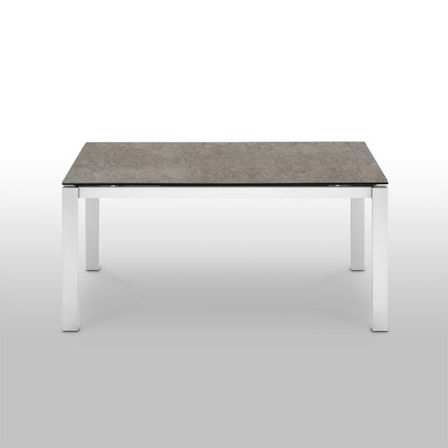 connubia Baron dining table with pull-out, base 8A