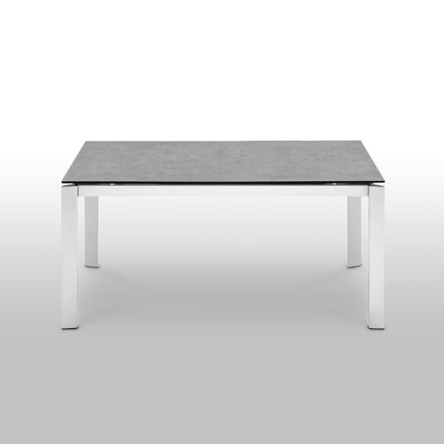 connubia Baron dining table with pull-out, base 8B
