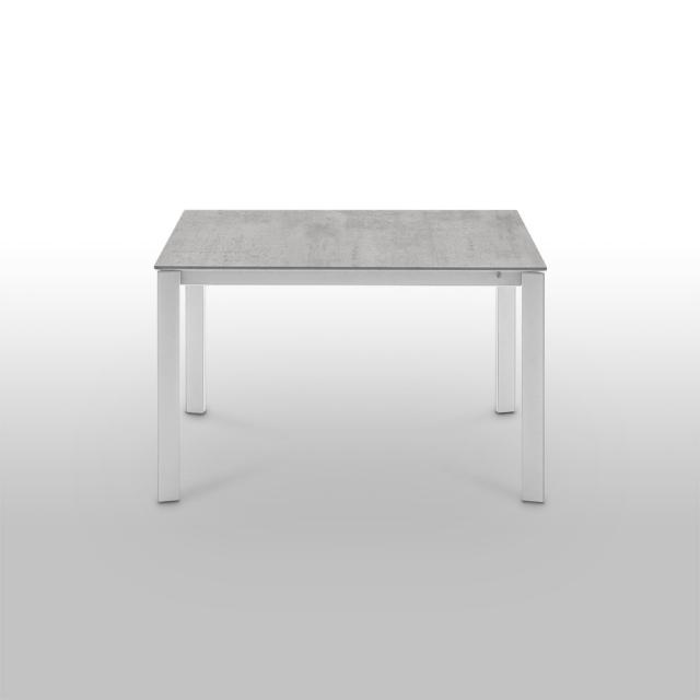 connubia Excellence dining table with pull-out