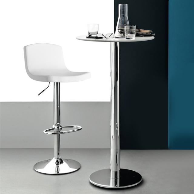 connubia Joe bar stool height adjustable