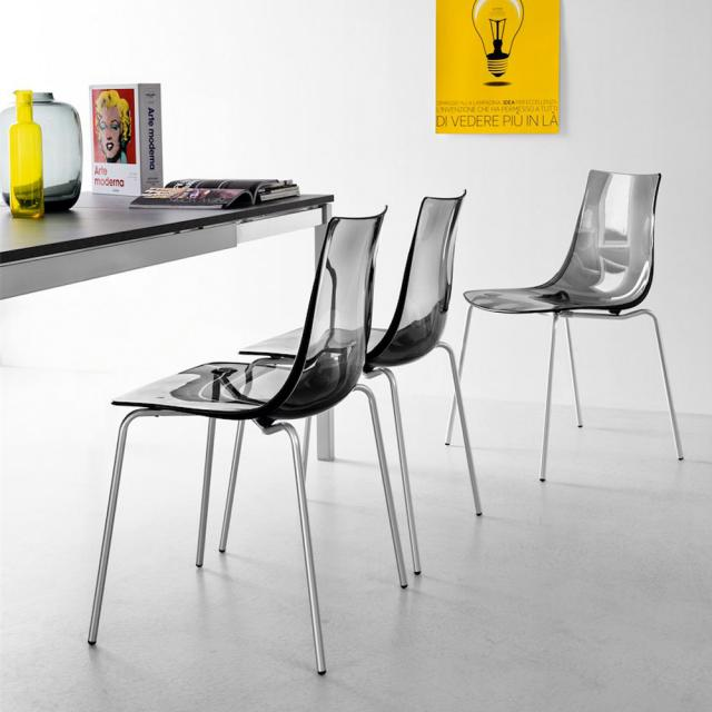 connubia Led chair