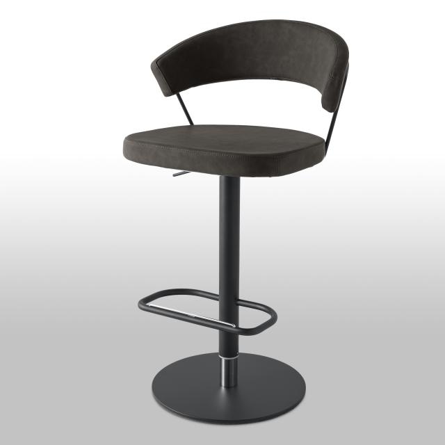 connubia New York bar stool height adjustable