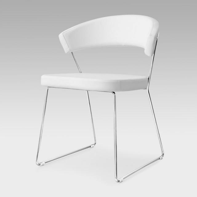 connubia New York chair, imitation leather