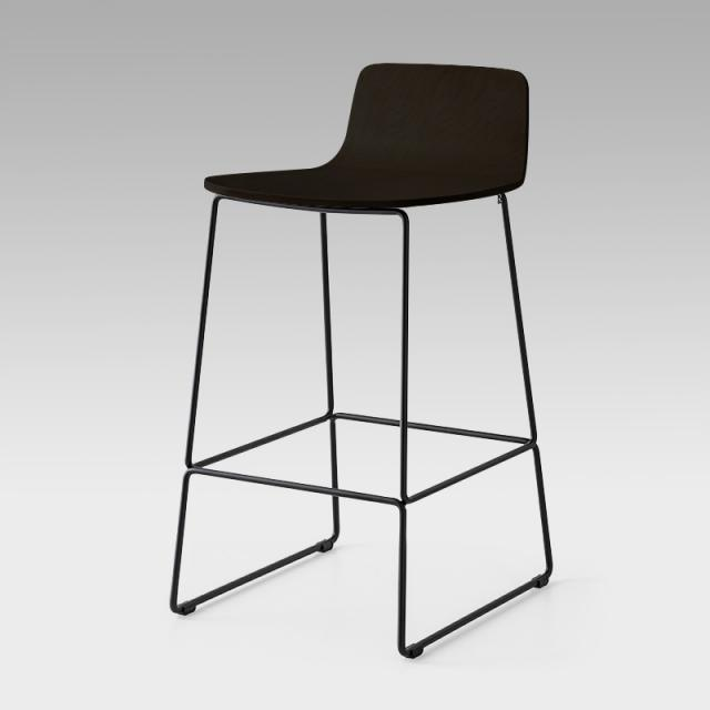 connubia Riley counter stool with runners