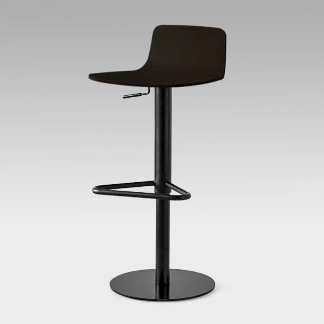 connubia Riley height adjustable bar stool