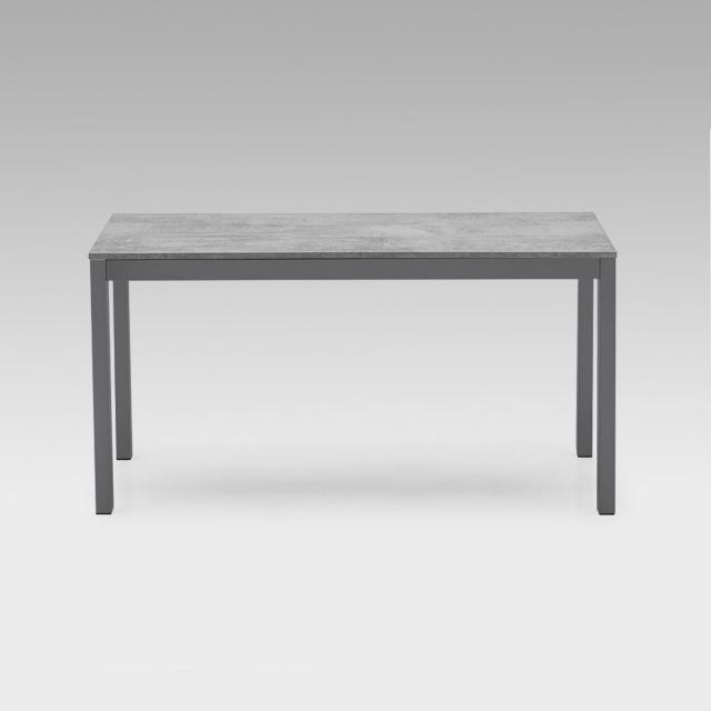 connubia Snap extendible table