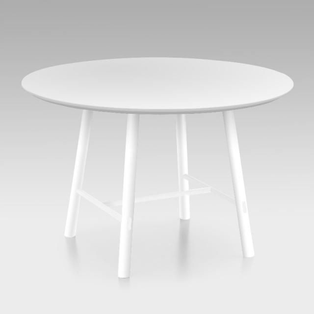 connubia Yo! round dining table