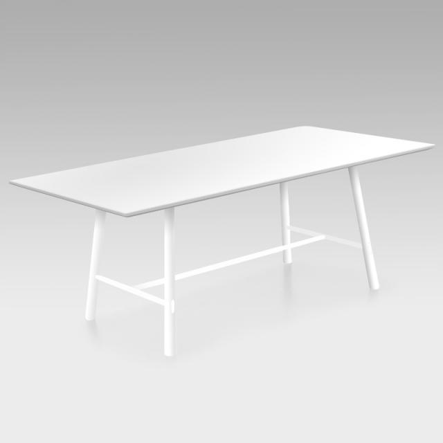 connubia Yo! rectangular dining table