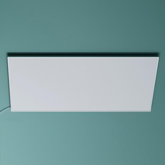 Corpotherma Aluminium infrared heating panel ceiling-mounted, 700 Watt