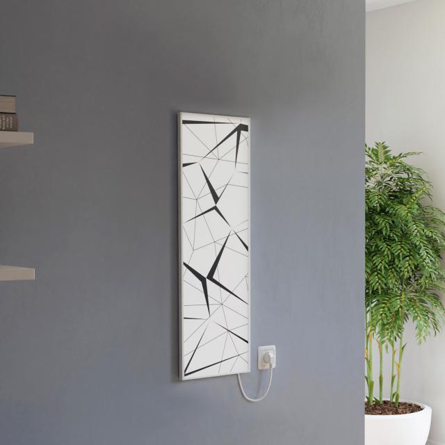 Corpotherma Print vertical heating panel 300 Watt