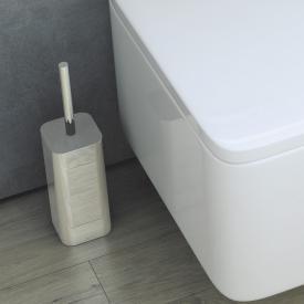Cosmic Line toilet brush set, freestanding