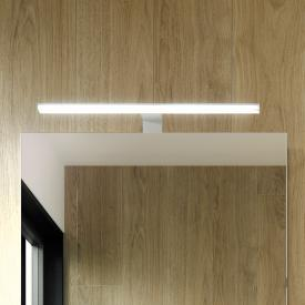 Cosmic The Grid LED mirror light with clamp