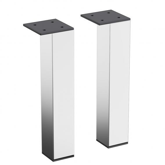 Cosmic b-smart furniture legs W: 57 H: 200 D: 57 mm chrome