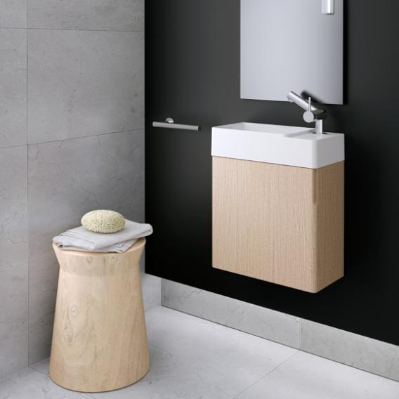Cosmic fancy washbasin white