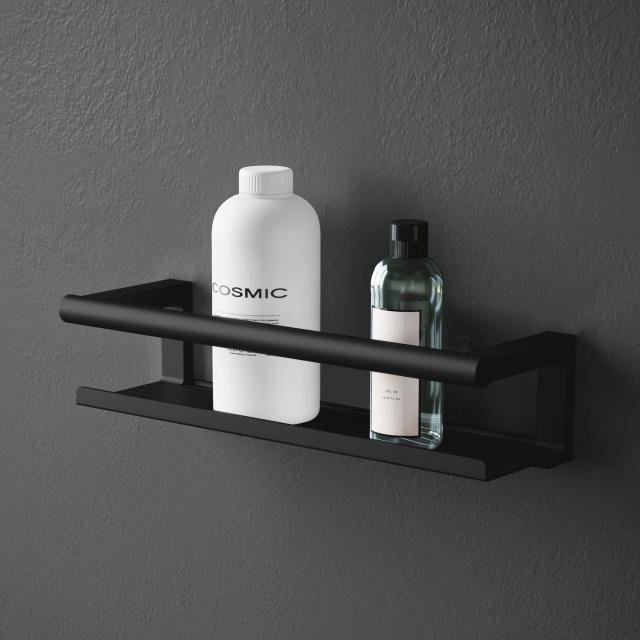 Cosmic Architect S+ shower basket matt black