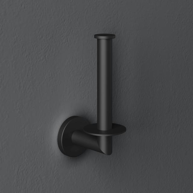 Cosmic Architect S+ spare toilet roll holder matt black