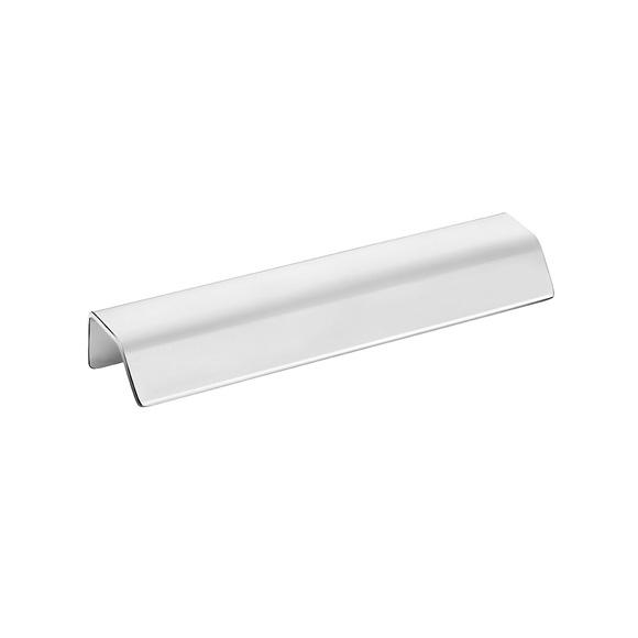 Cosmic b-box 2 handles W: 150 H: 36 D: 33 mm, stainless steel shine polished stainless steel