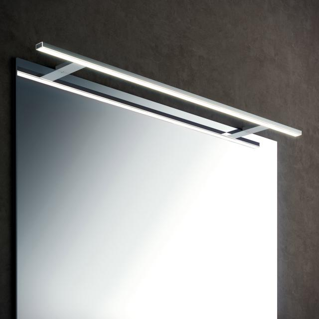 Cosmic b-box LED clip-on mirror light