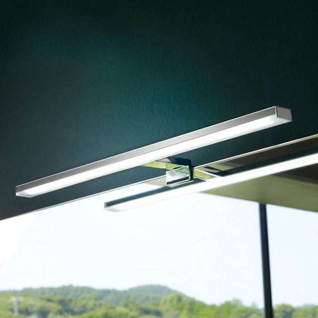 Cosmic b-box LED light with clamp, flat