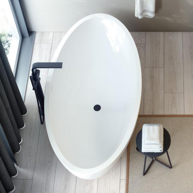 Cosmic Mood freestanding oval bath