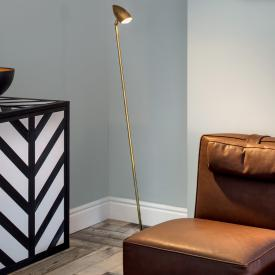Catellani & Smith CicloItalia F LED floor lamp with dimmer