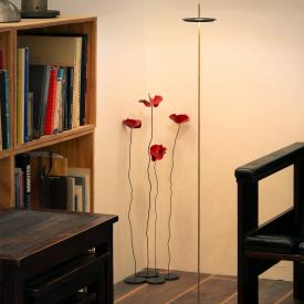 Catellani & Smith Giulietta BE F USB LED floor lamp with dimmer