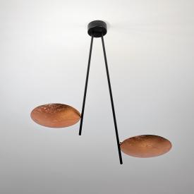 Catellani & Smith Lederam C2 LED ceiling light