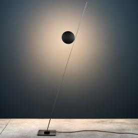 Catellani & Smith Lederam F1 LED floor lamp with dimmer