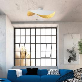 Catellani & Smith Lederam Manta CWS1 LED ceiling light