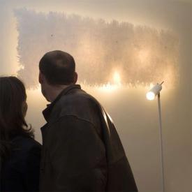 Catellani & Smith PostKrisi W 71 wall light horizontal