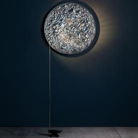 Catellani & Smith Stchu-Moon 08 floor lamp and light object with dimmer