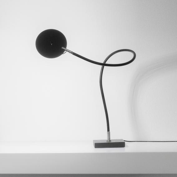Catellani & Smith FOR YOU USB LED table lamp with dimmer