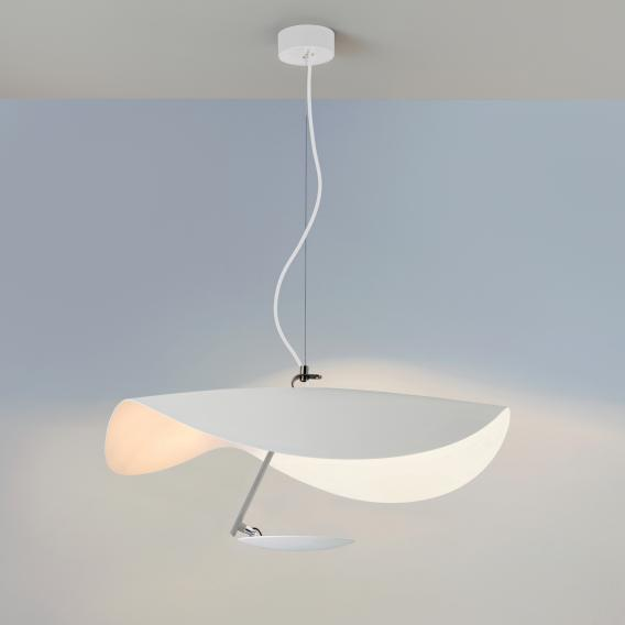Catellani & Smith Lederam Manta S1 LED pendant light