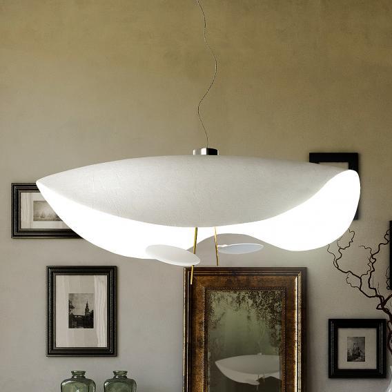 Catellani & Smith Lederam Manta S2 LED pendant light