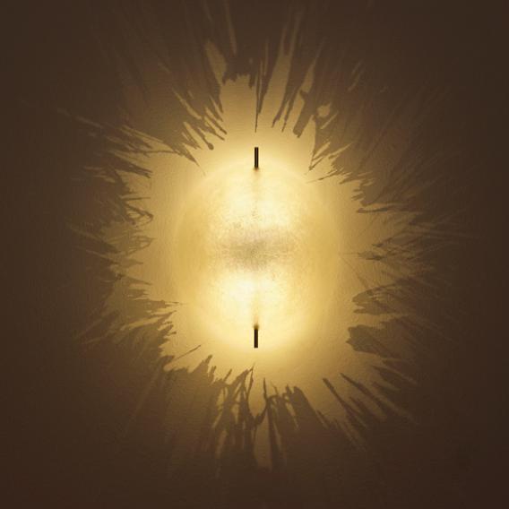 Catellani & Smith PostKrisi W 21 LED wall light