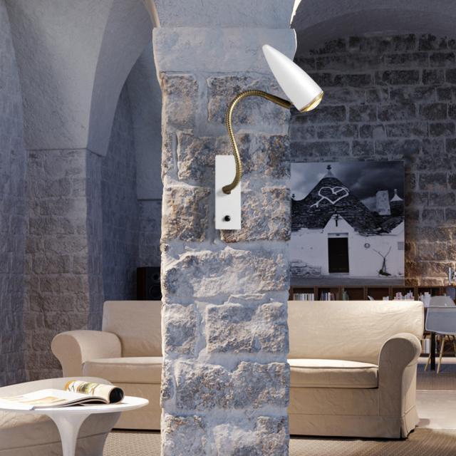Catellani & Smith CicloItalia Flex W1 wall light