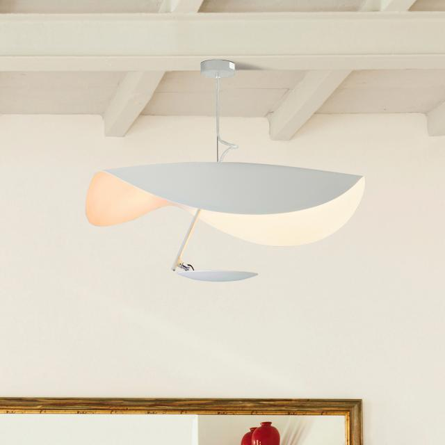 Catellani & Smith Lederam Manta S1 LED pendant light