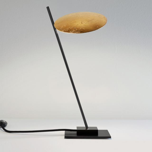 Catellani & Smith Lederam T1 LED table lamp with dimmer