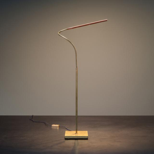 Catellani & Smith Lola T LED table lamp with dimmer