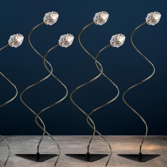 Catellani & Smith More F floor lamp 6 heads