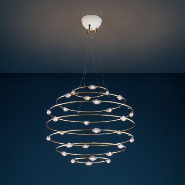Catellani & Smith Petit Bijoux LED pendant light
