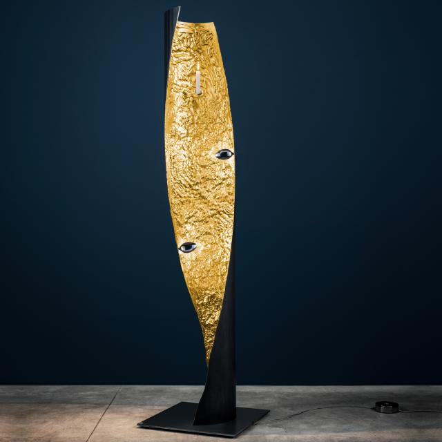 Catellani & Smith Stchu-Moon 09 LED floor lamp with dimmer