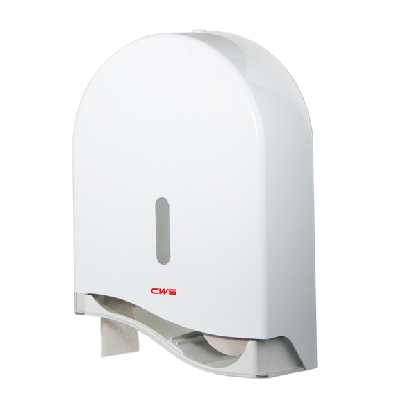 CWS ParadiseLine toilet paper dispenser Paradise Superroll with cylinder lock