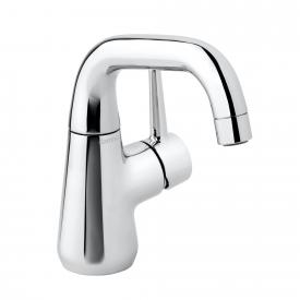 Damixa Bell single lever basin mixer Cold Start with push-open waste valve