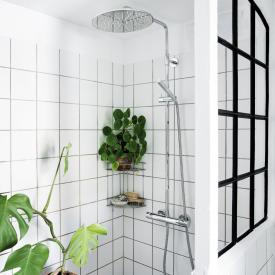 Damixa Eliza shower system with metal hose