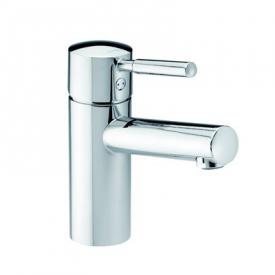 Damixa Merkur basin mixer with X-Change fixture kit