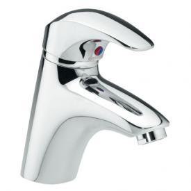 Damixa Space single lever basin mixer without waste set